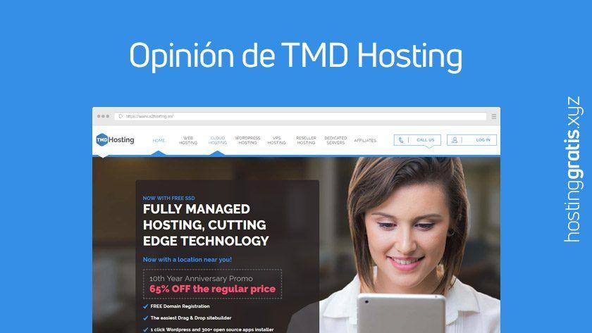 Opinión de TMDHosting
