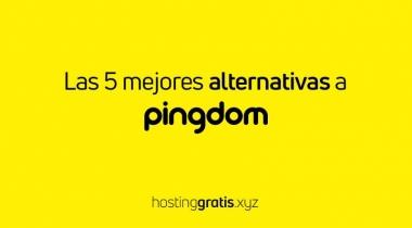 Las 5 mejores alternativas a PingDom
