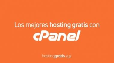 Hosting Gratis con cPanel: ¿Cuáles son los mejores?