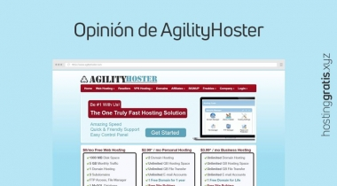 AgilityHoster